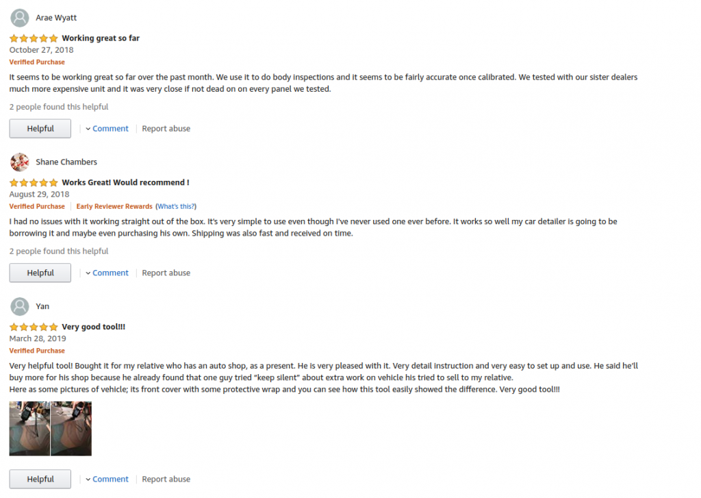 Amazon's Reviews 2