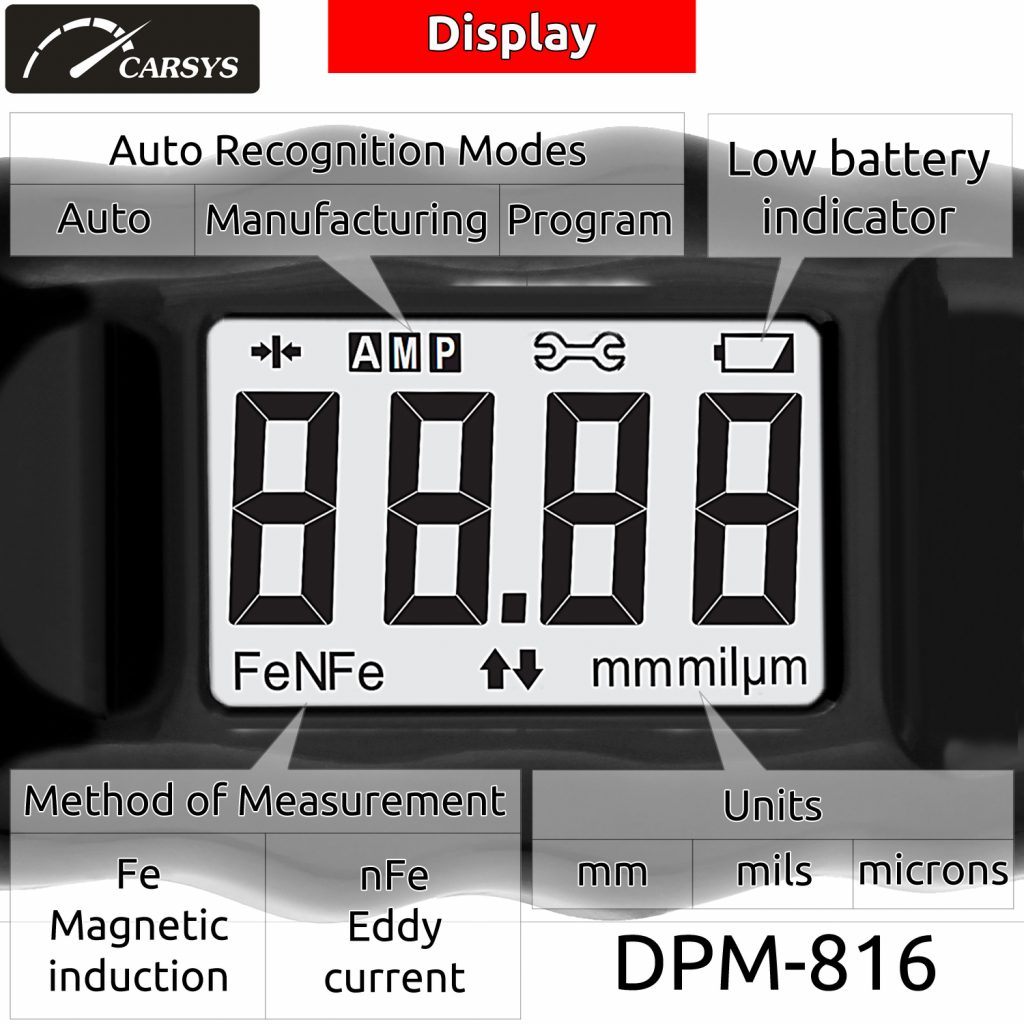 Display-features-dpm-816-coating-thickness-gauge